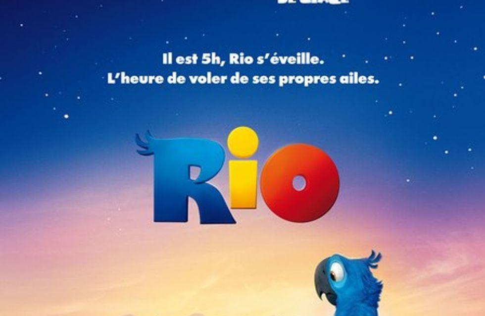 Laetitia Casta et Lorant Deutsch craquent pour Rio !