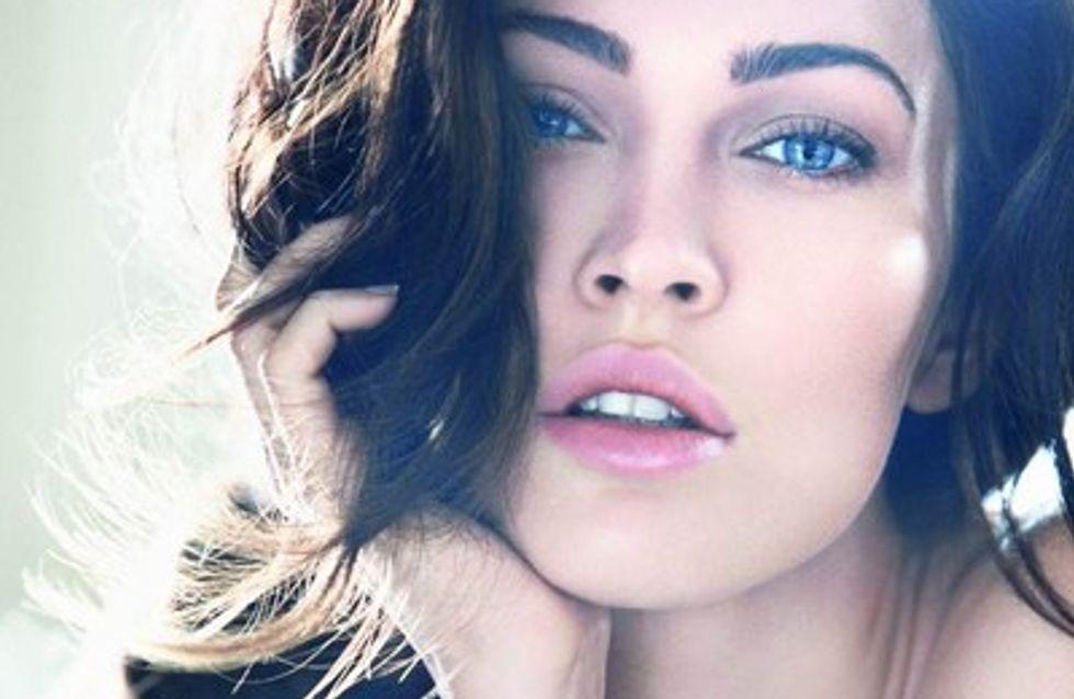 Photo : Megan Fox sexy pour Armani Beauty