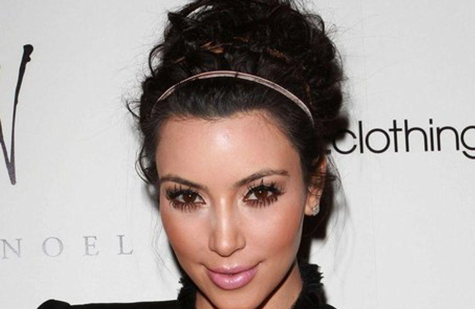 Kim Kardashian : Je ne serai jamais une taille zéro !