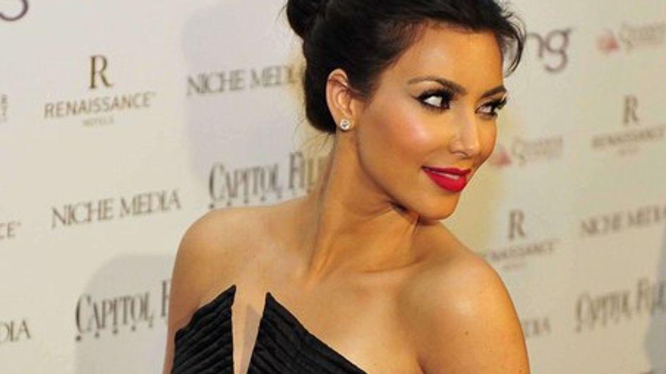 Kim Kardashian prépare un album