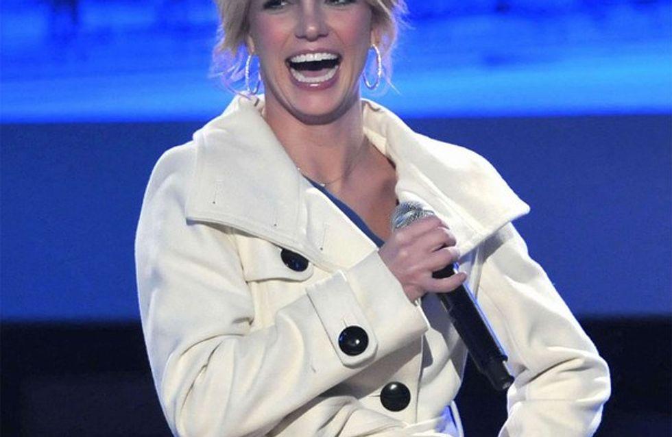 Audio : Britney Spears présente Inside Out