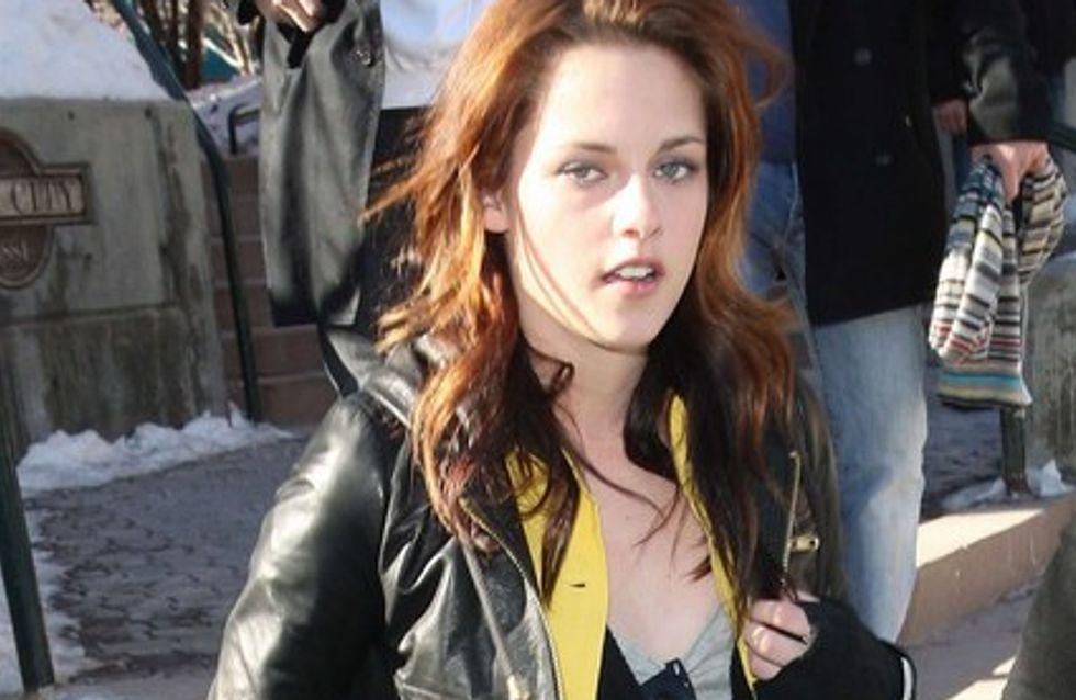 Kristen Stewart : elle a eu un accident !