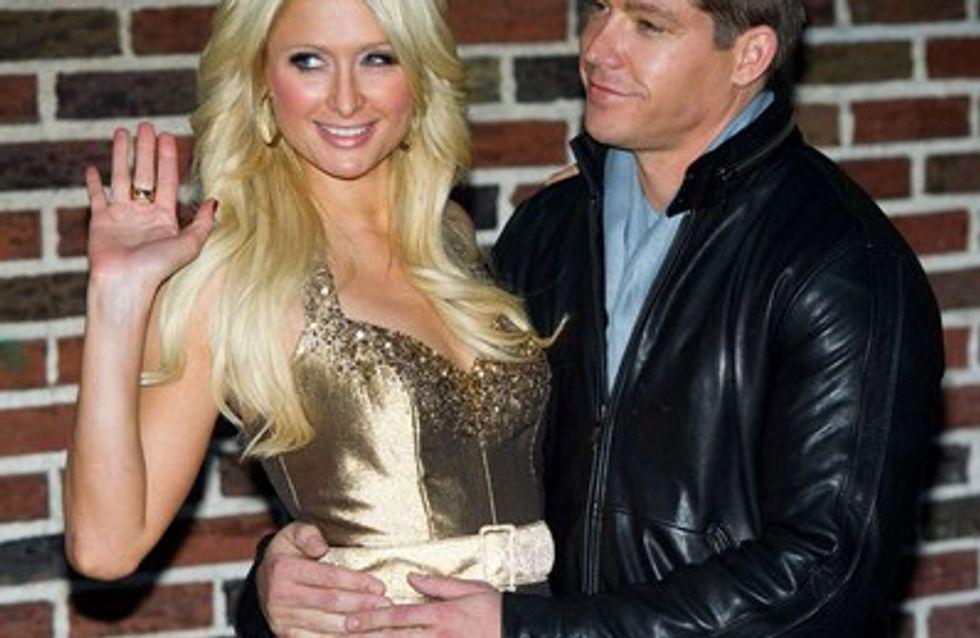 Paris Hilton à la recherche d'une bague de fiançailles…