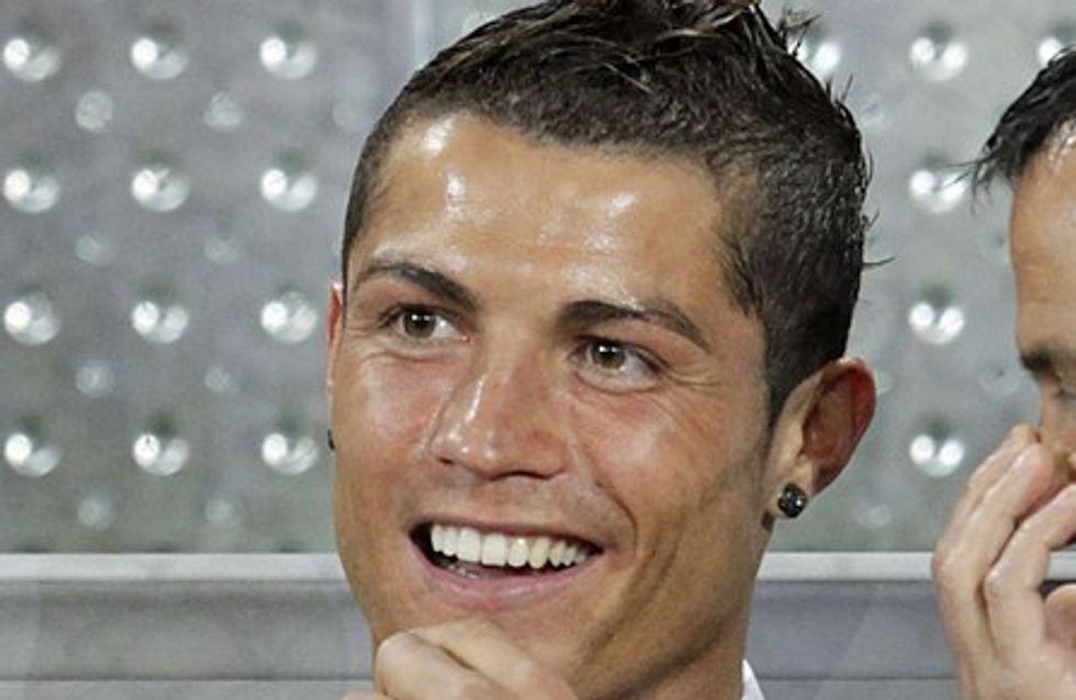 Cristiano Ronaldo : Ruby leur prête une relation !