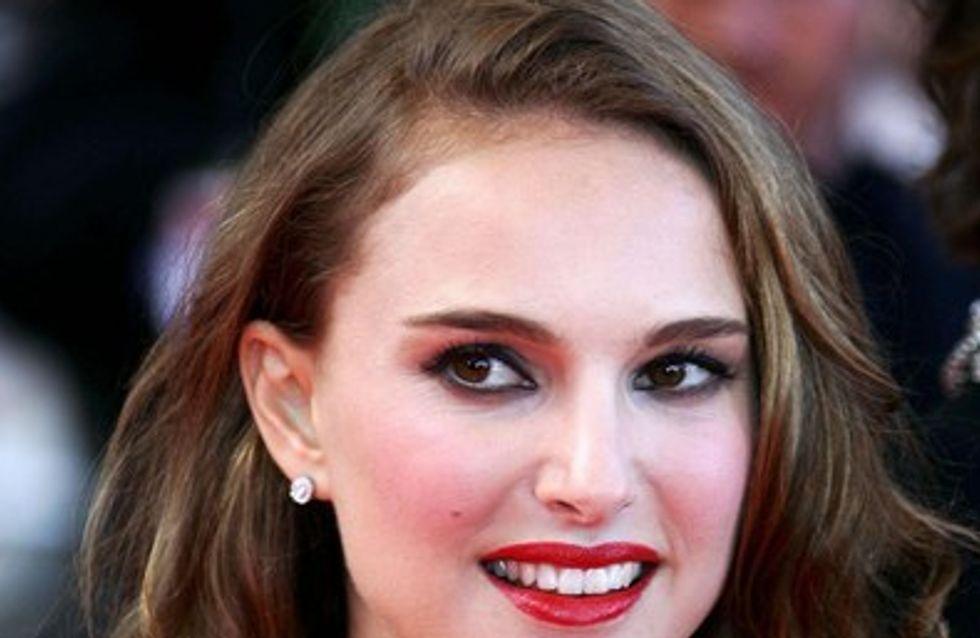 Vidéo : Natalie Portman se déshabille pour Dior