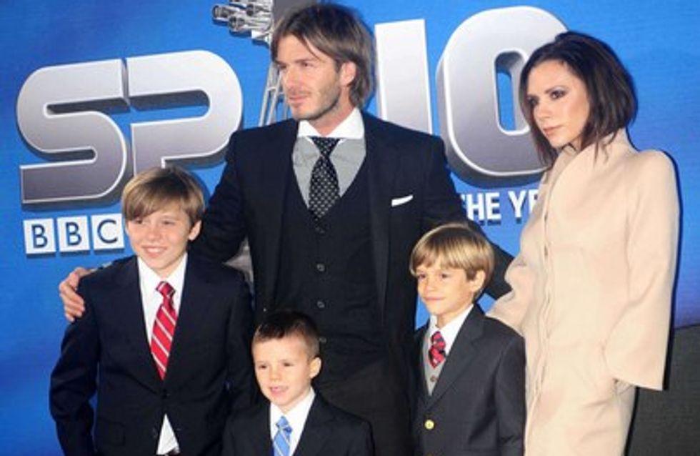 Les Beckham : ils n'iraient pas au mariage du prince William et Kate Middleton