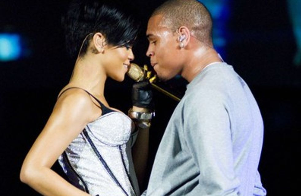 Rihanna : elle va revoir Chris Brown !