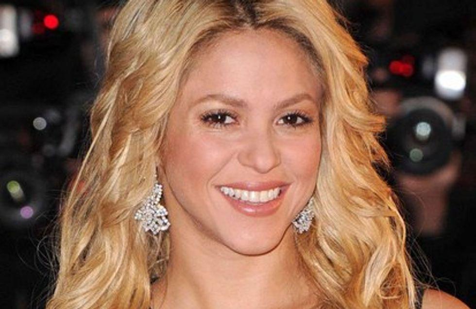 Shakira : Harvard la récompense