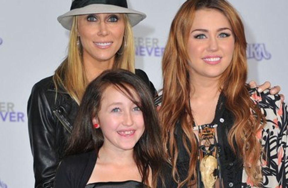 Miley Cyrus : son père veut ressouder leur famille