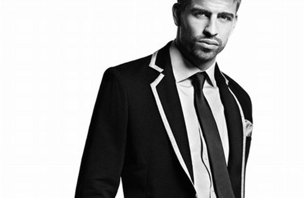 Shakira : son Boyfriend Gérard Piqué joue les mannequins !