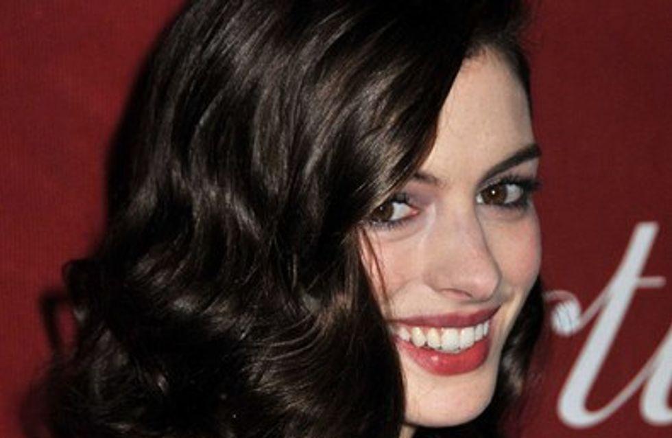Vidéo : Anne Hathaway se confie sur les Oscars