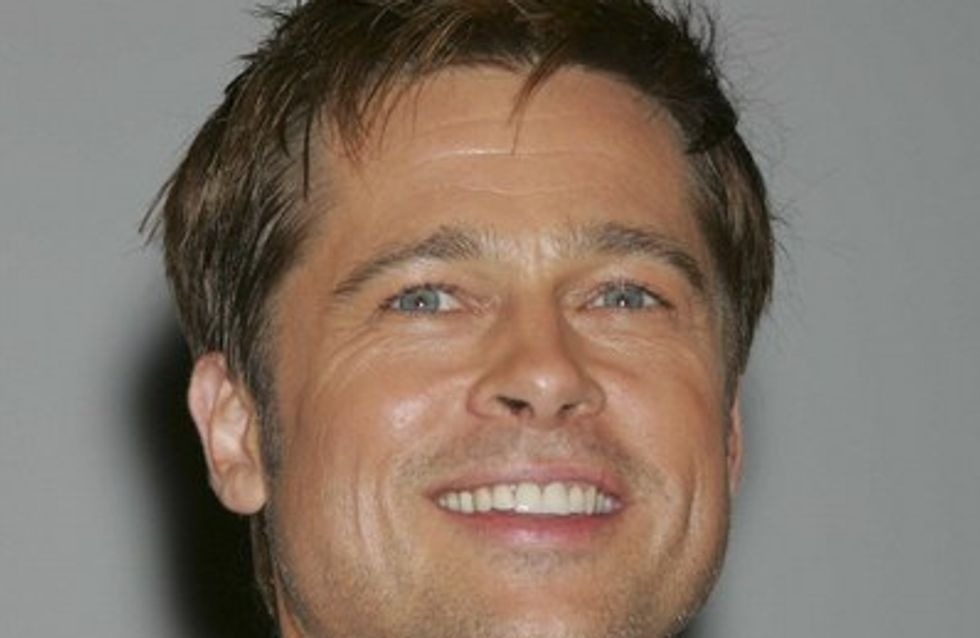 Brad Pitt préfère la France aux Oscars