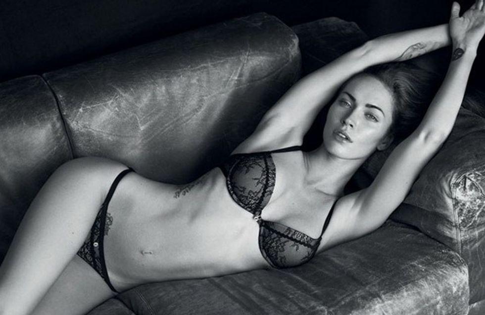 Vidéo : Megan Fox sexy pour Armani