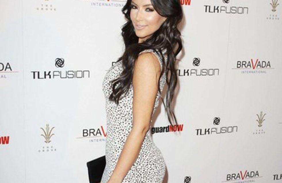 Kim Kardashian : bientôt dans un film avec John Travolta ?