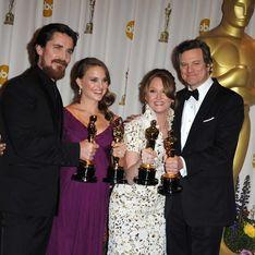 Natalie Portman et Colin Firth triomphent aux Oscars 2011