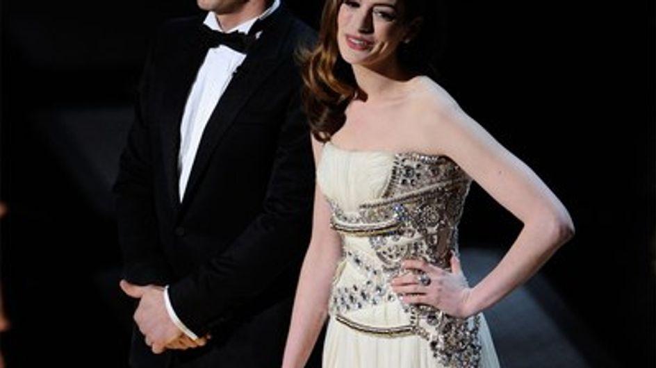 """Vidéo : Anne Hathaway et James Franco dans leur remake de """"Grease"""""""