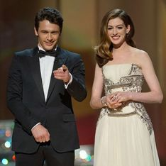 James Franco n'aime pas Anne Hathaway !
