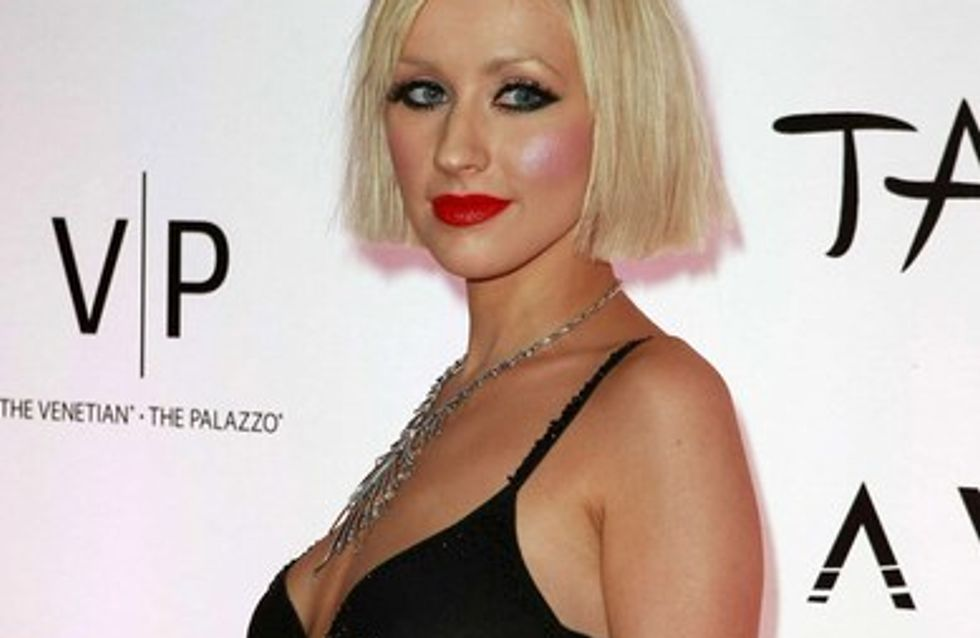 Christina Aguilera arrêtée pour conduite en état d'ivresse