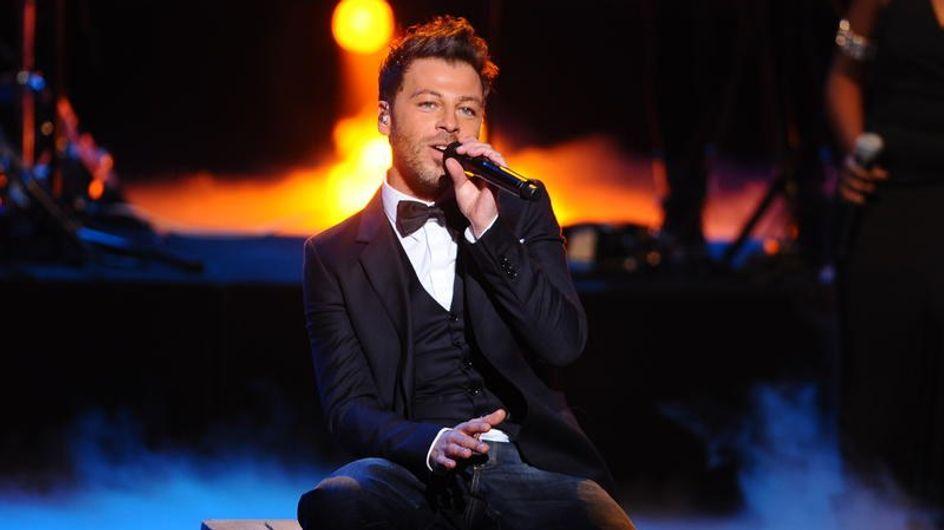 Christophe Maé, chanteur le mieux payé de 2010