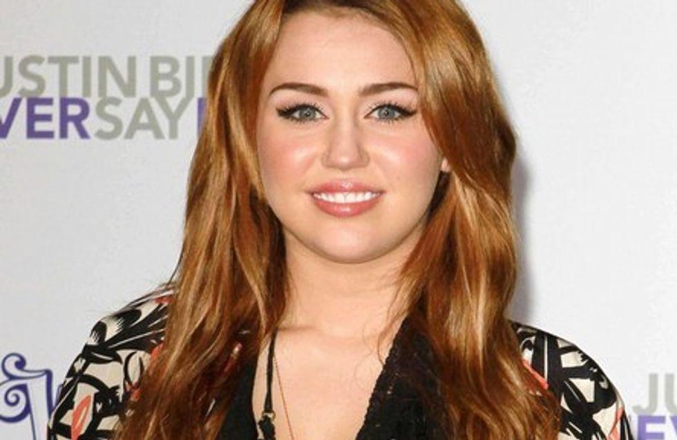 Photo : Miley Cyrus a changé de couleur de cheveux !