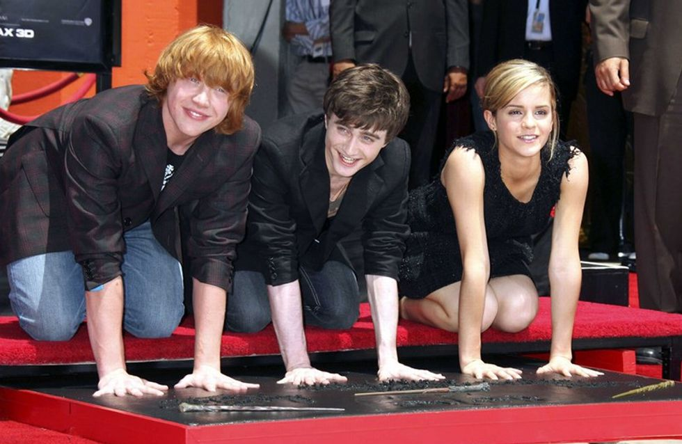 Harry Potter : une avant-première à Trafalgar Square !