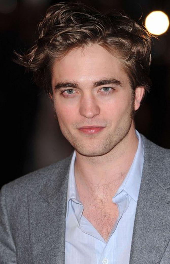 Robert Pattinson : fan de Charlie Sheen !