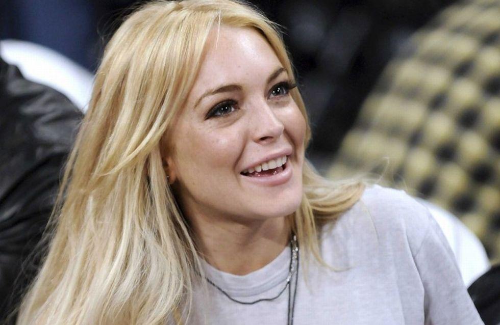 Lindsay Lohan : de retour sur le droit chemin