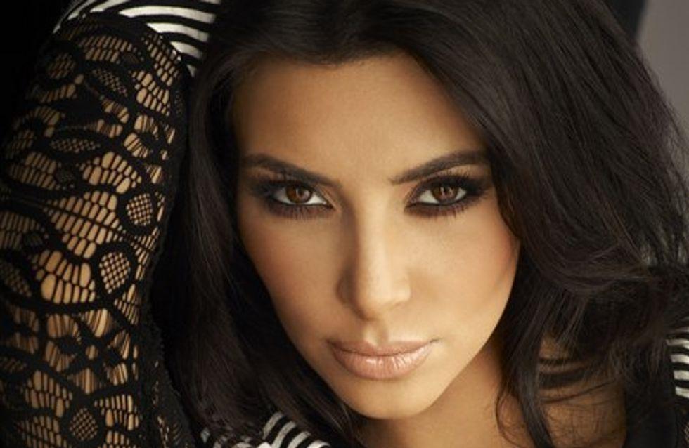 Photo : Kim Kardashian se dévoile pour le clip de Jam