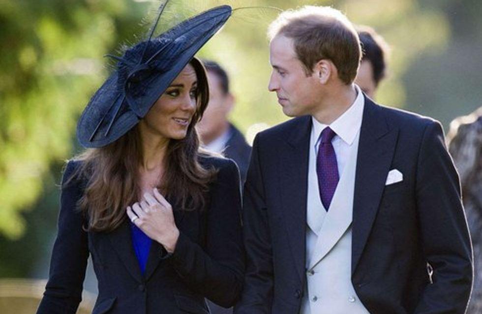 Kate et William : La playlist de leur mariage révélée