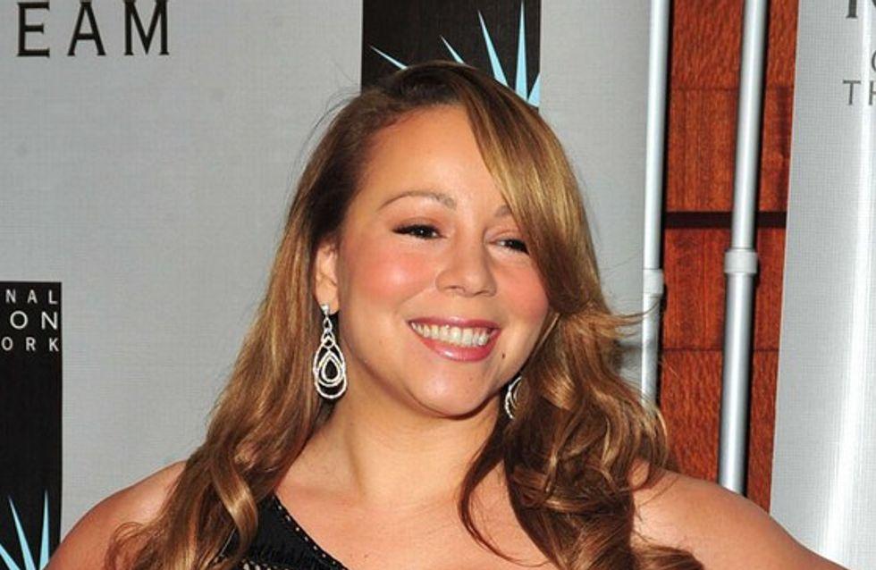 Mariah Carey prépare sa baby shower
