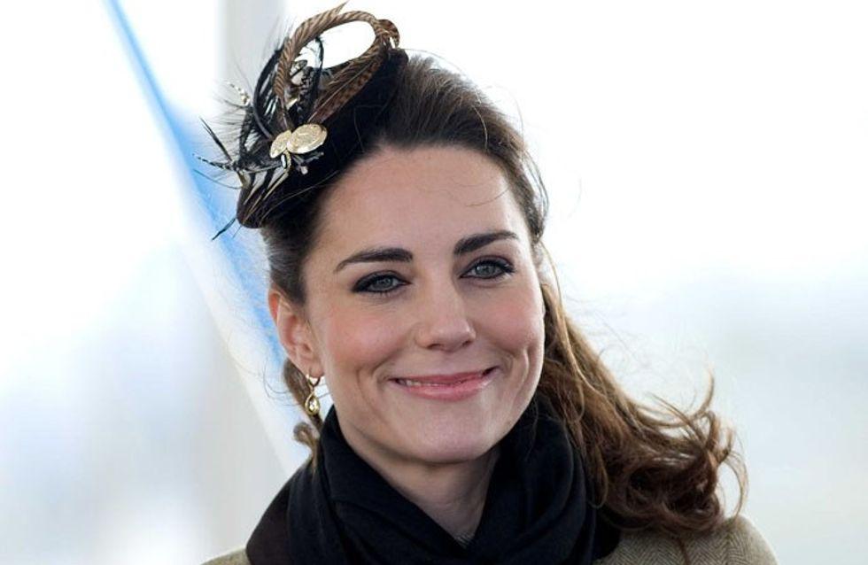 Kate Middleton : une robe de mariée signée Alexander Mc Queen ?