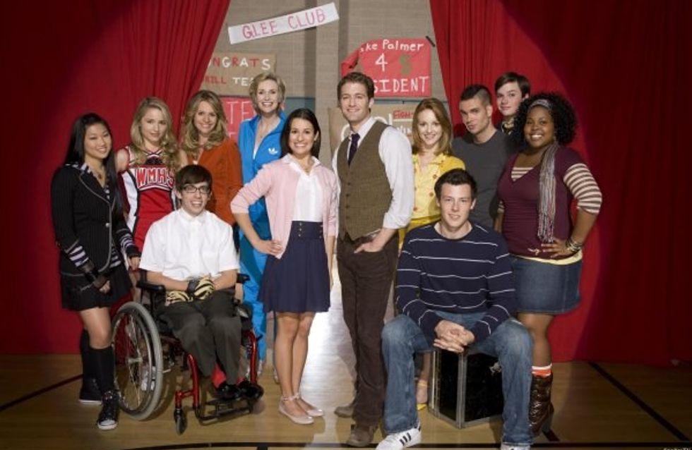 Glee, la nouvelle série culte