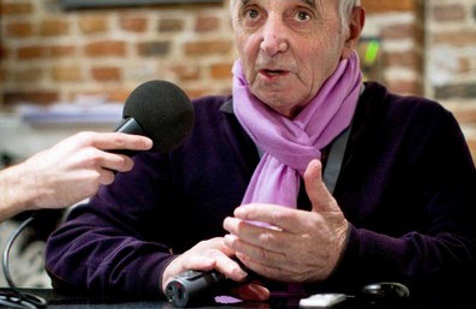 Charles Aznavour: Je viens vous montrer que je suis vivant