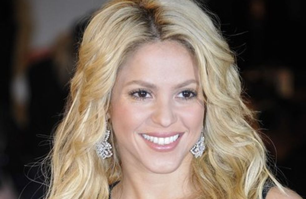 Shakira : elle donne 400 000 dollars à Haïti
