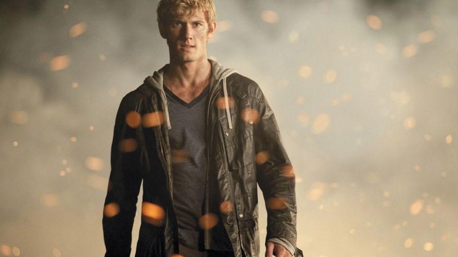 """Numéro 4 : Alex Pettyfer veut """"botter les fesses d'Edward Cullen de Twilight"""""""