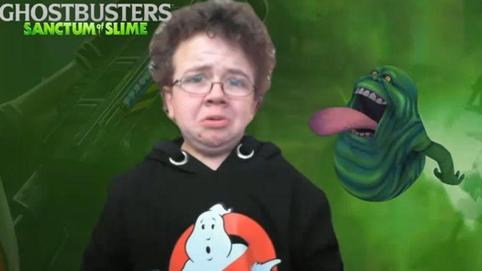 Vidéo : Keenan Cahill fait le buzz avec Ghostbusters 3 !