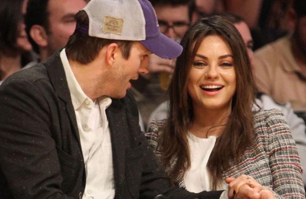 Ashton Kutcher und Mila Kunis: Steht der Hochzeitstermin?