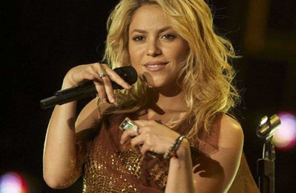 Vidéo : Shakira victime d'un vol !
