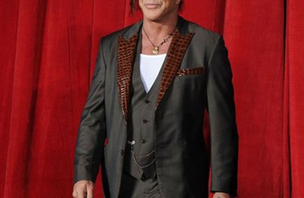 Mickey Rourke : il trouve ses films nuls !