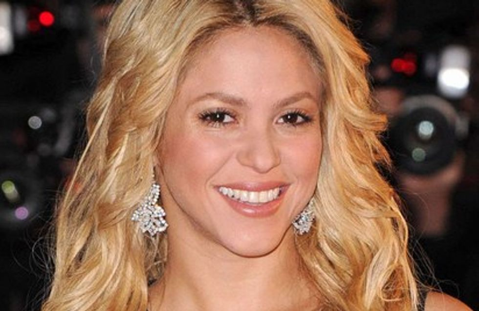 Shakira : la photo de son single retouchée ?