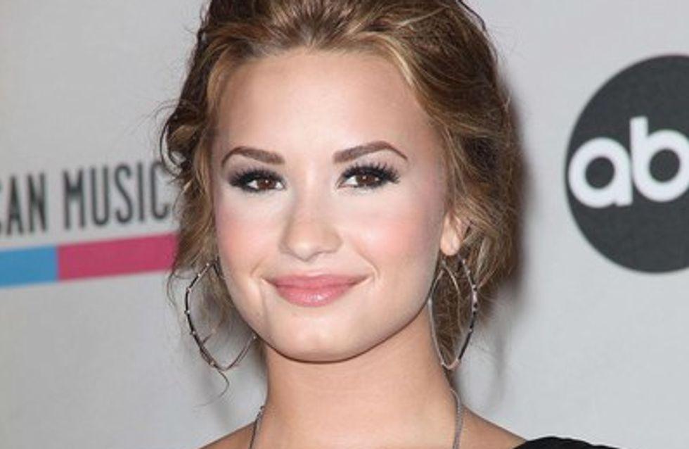Demi Lovato: elle s'est scarifiée !