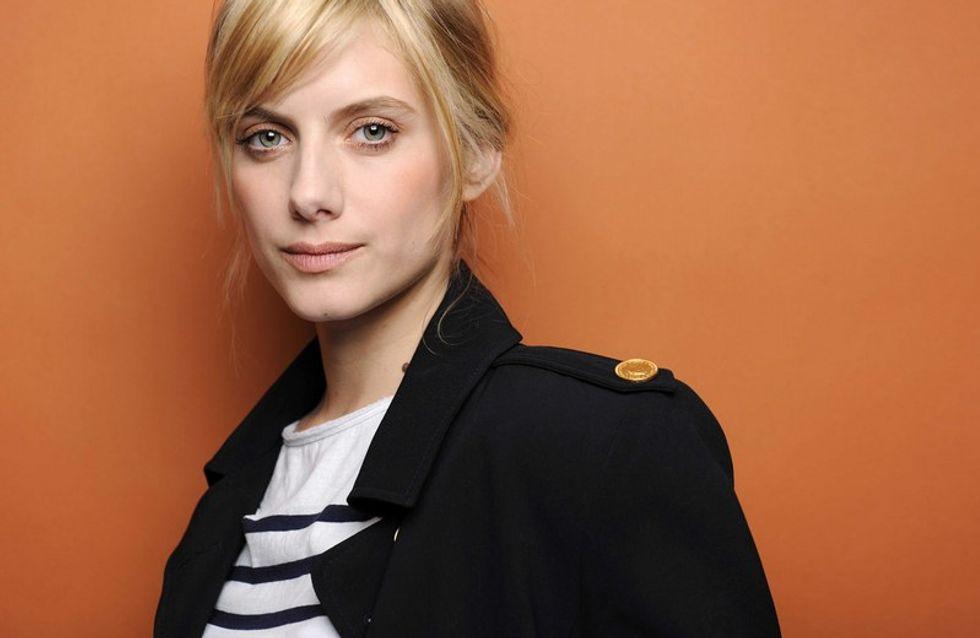 Mélanie Laurent, nouveau visage de Dior