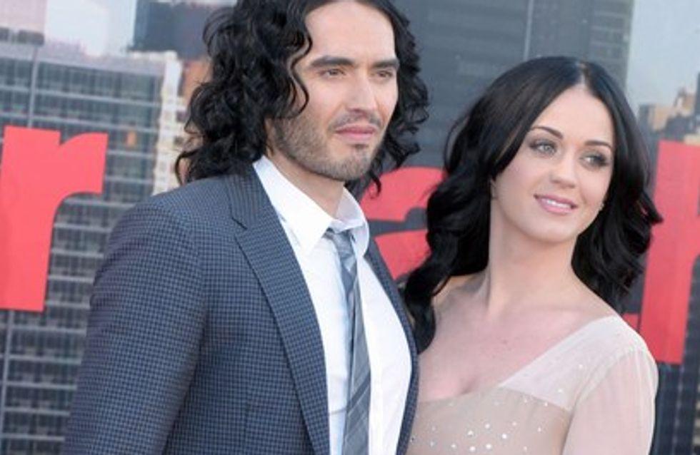 Katy Perry : son mari veut faire un film avec elle