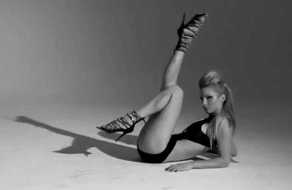 Vidéo Heather Morris: son sulfureux cours de danse...