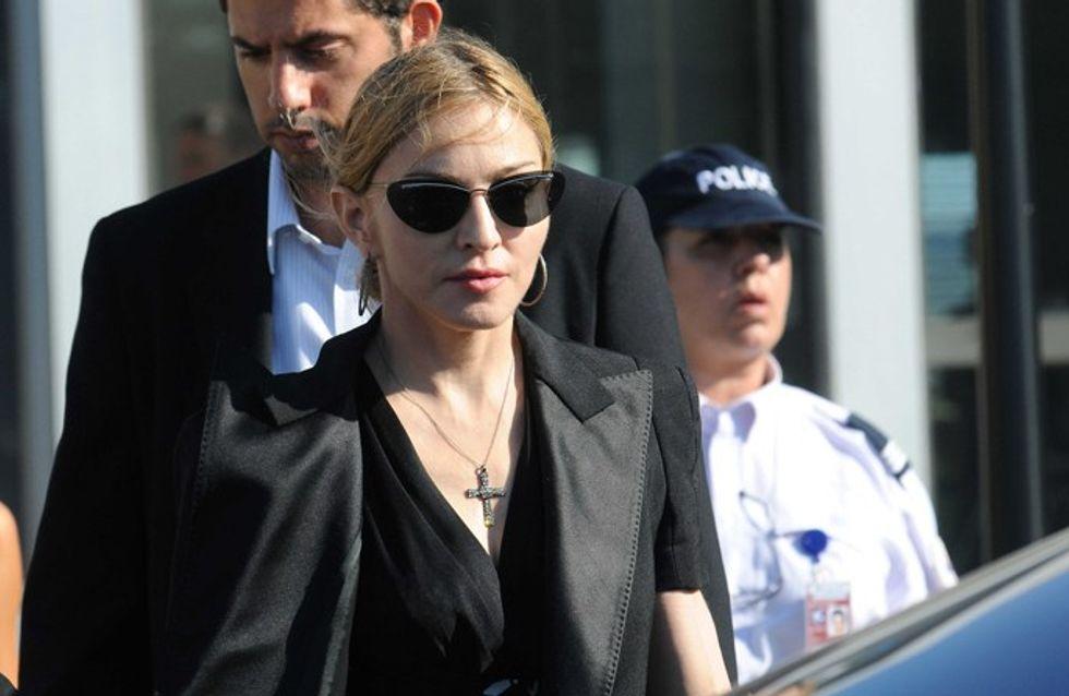 Madonna attaquée en justice