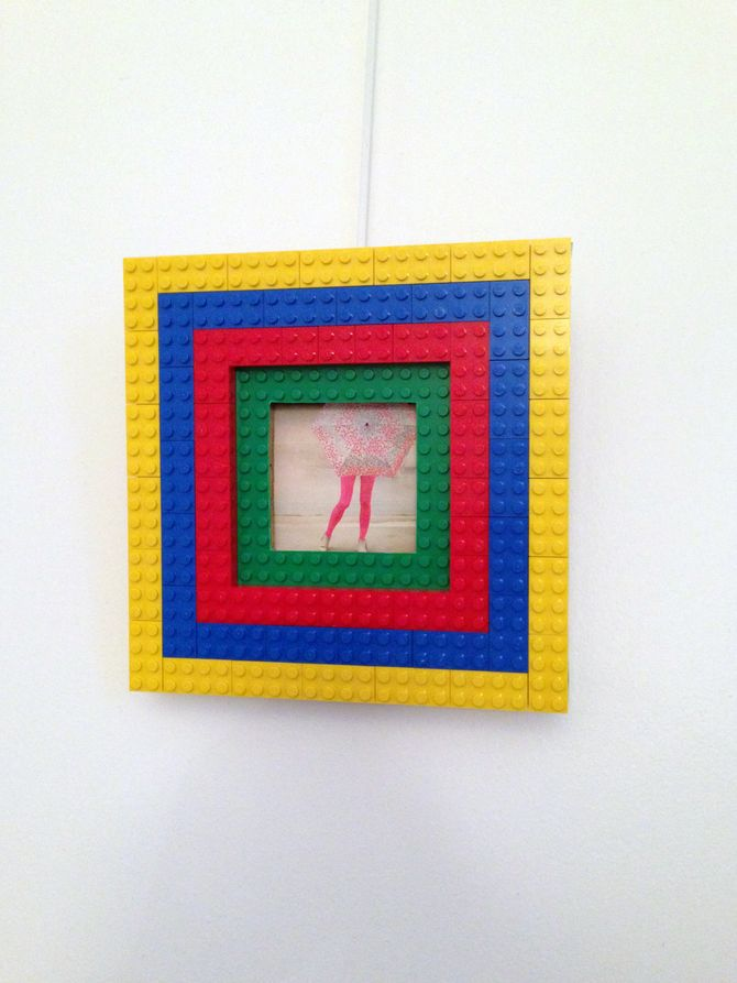 Etape 10 - Tuto cadre photo modulable LEGO