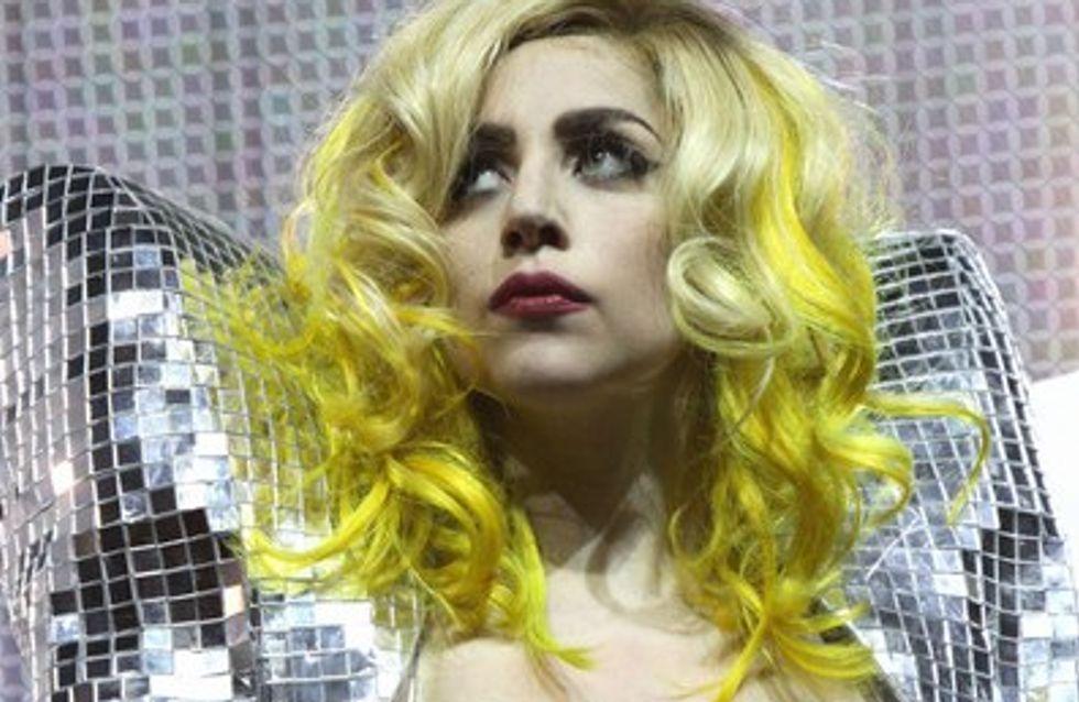 Lady Gaga dans X Factor en juin