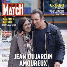 Jean Dujardin : Nathalie Péchalat confirme leur relation