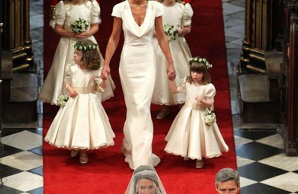 Mariage William et Kate : Pippa affole la toile !