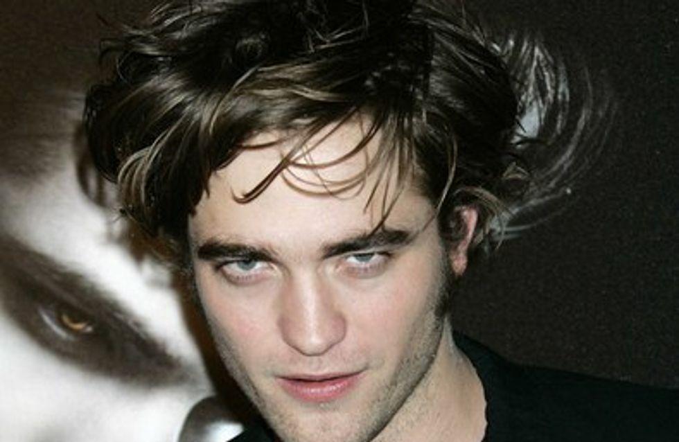 Robert Pattinson : Il balance sur Taylor Lautner